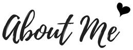 about me logo